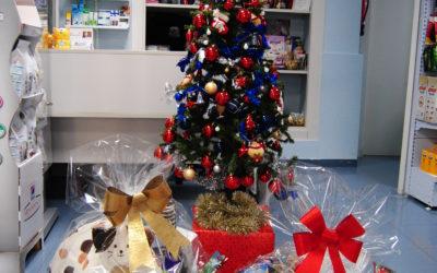 ¿Quieres nuestra cesta de Navidad?